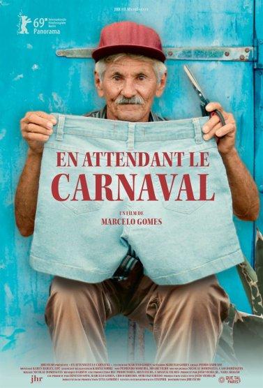 Affiche du film En attendant le carnaval