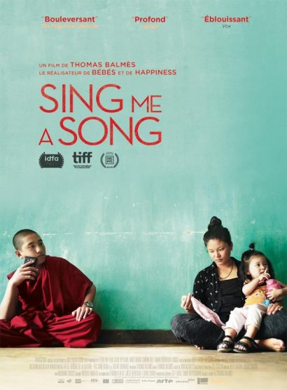 Affiche du film Sing me a song