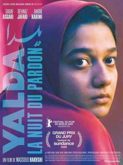 Affiche du film Yalda, la nuit du pardon